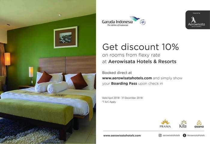 Garuda Indonesia Boarding Pass True Value