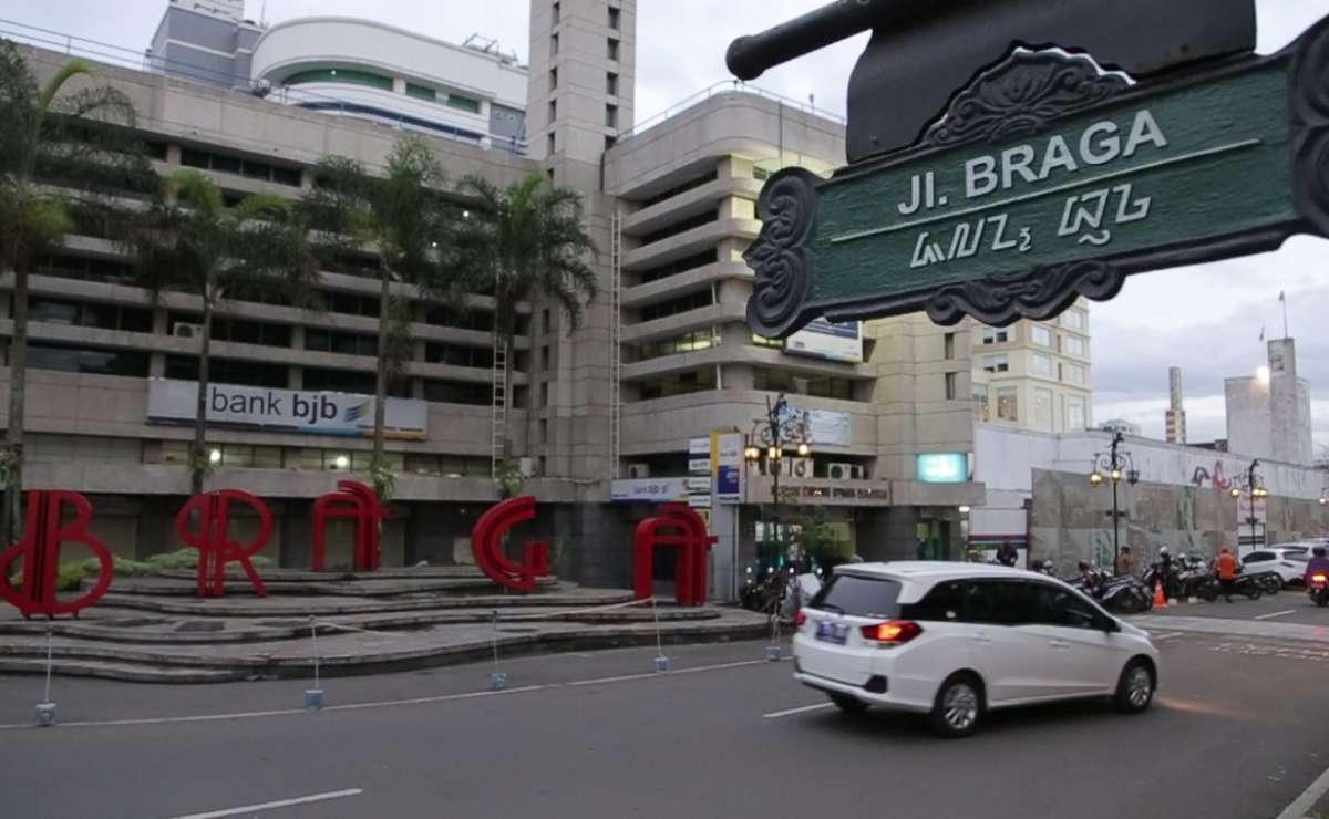 Asia Afrika & Braga Street